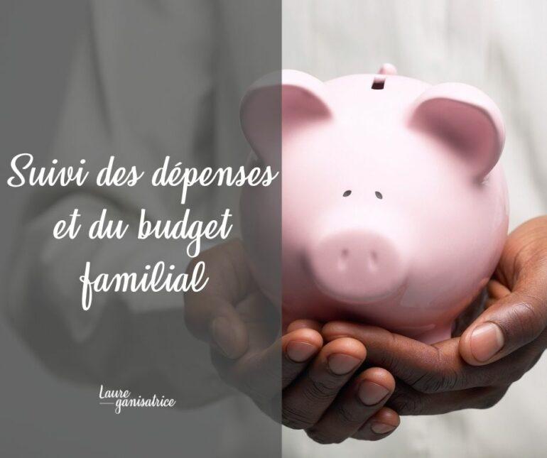 Suivi des dépenses et du budget familial #budget #famille #économies #chargesfixes #economies #facile #consommation #argent #budget #épargne #charges #réductions #famille #organisation #équilibre