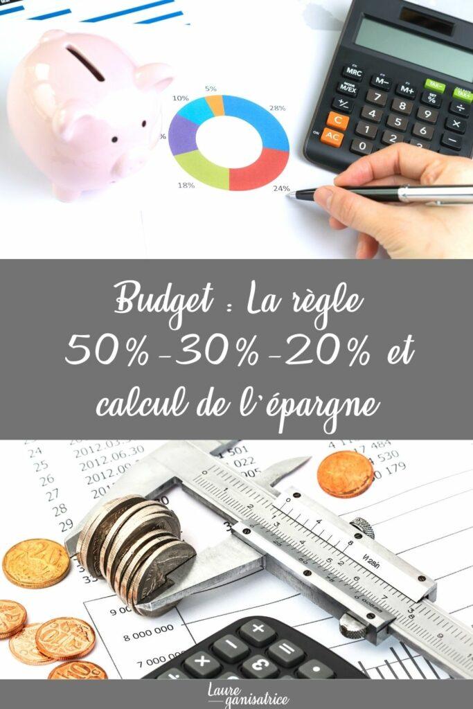 La règle pour un budget équilibré #budget #famille #économies #chargesfixes #economies #facile #consommation #argent #budget #épargne #charges #réductions #famille #organisation #équilibre