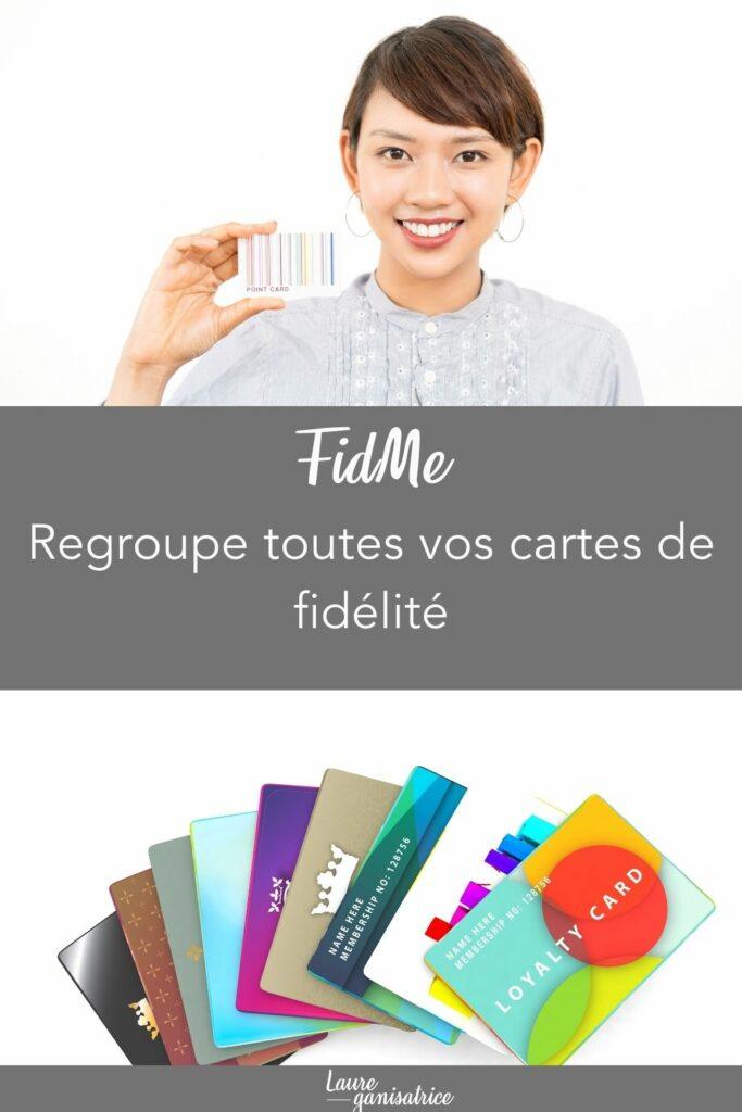 FidMe Regroupe toutes vos cartes de fidélité sur votre téléphone